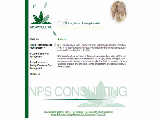 NPS Consulting Corp Logo